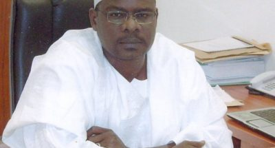 Senate presidency Ndume