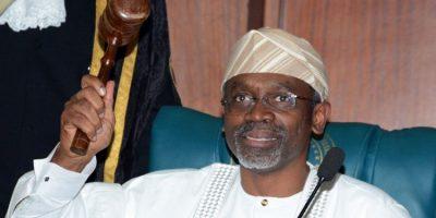 Speaker HOUSE of Representatives Gbajabiamila