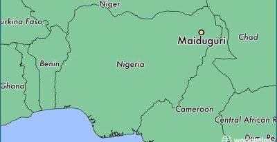 Sporadic gunshots in Maiduguri