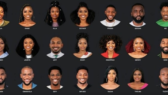 Image result for images of bbnaija 2019 housemates