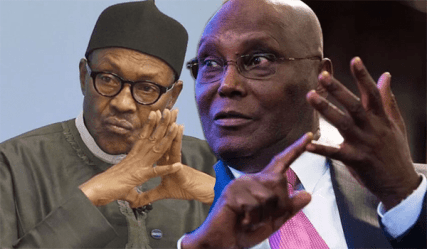 Buhari and Atiku