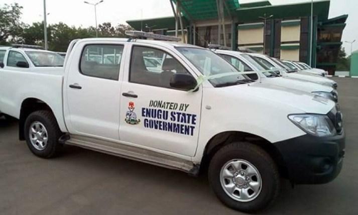Enugu gets 360 patrol vehicles
