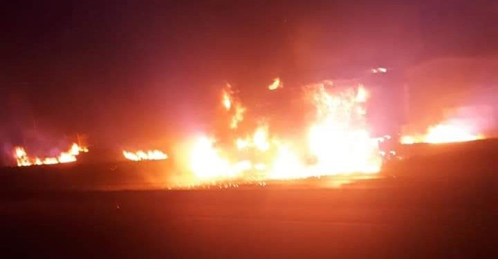 Onitsha Fire