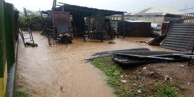 Ekiti flood