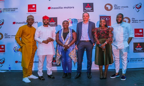 More investments for youths as Mitsubishi Motors, Future Awards Africa partner