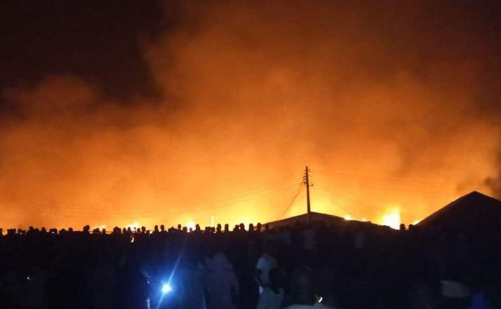 NCRIB bemoans Akesan inferno - The Nation Newspaper
