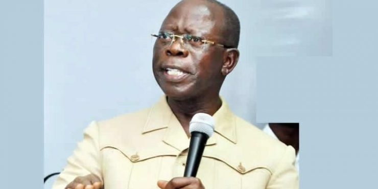 BREAKING: PDP's Diri cannot be sworn in as Bayelsa Gov – Oshiomhole