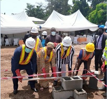 Dutum construction mobilises as NMA lays foundation for secretariat