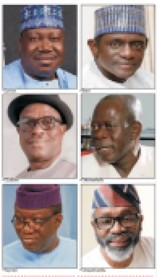 Behind the scenes at APC's Aso Rock NEC meeting