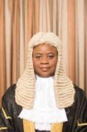 Justice Monica Dongban-Mensem