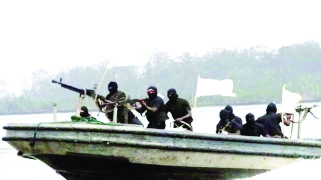 Why maritime crime persists in Gulf of Guinea - The Nation Nigeria