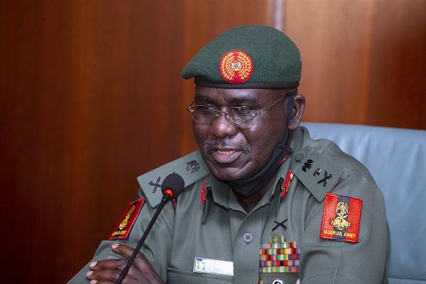 #army, #buratai, #chief, #said, #staff