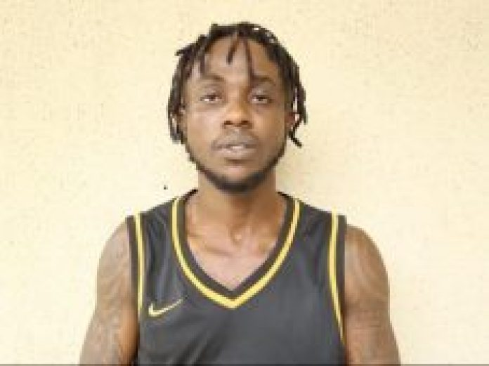 Police bust Nigerian Chukwuebuka who held American lady hostage for over one year