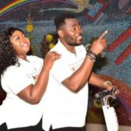 Mr & Mrs Kogberegbe