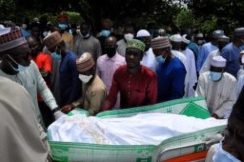 Wada Maida burial