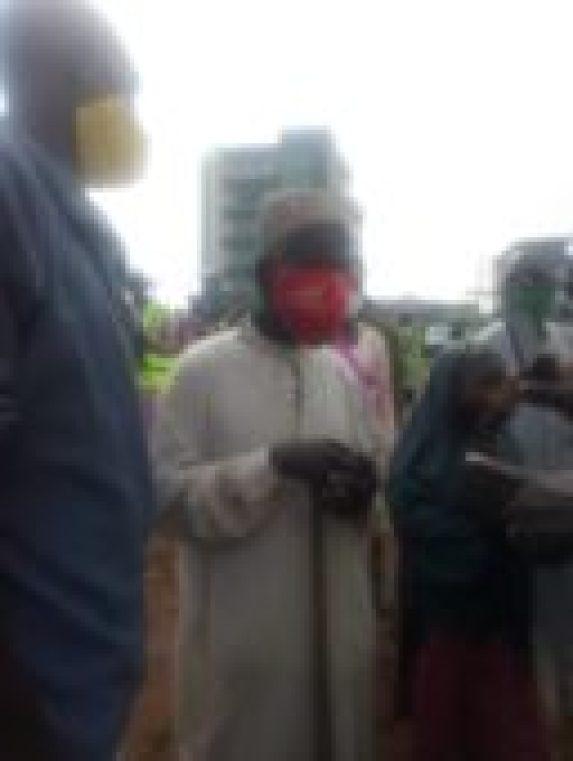 Blind Yakubu Mohammed