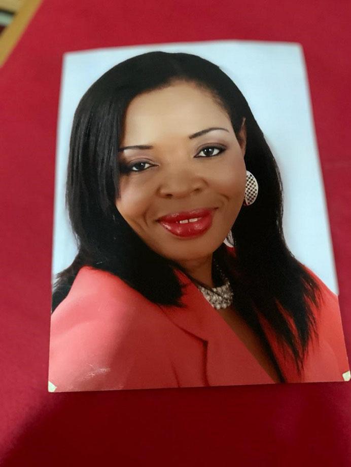 Gloria Egbuji