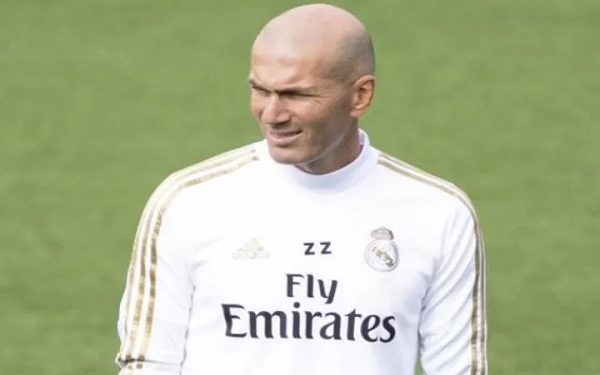 BREAKING: Zidane contracts COVID-19