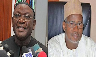 You are a Fulani terrorist, Ortom fires Bauchi Governor