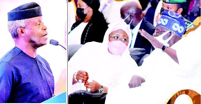 osinbajo-tinubu-extol-aisha-buhari-at-book-launch