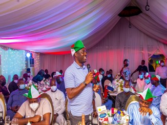 BREAKING: PDP governors storm Ibadan for meeting