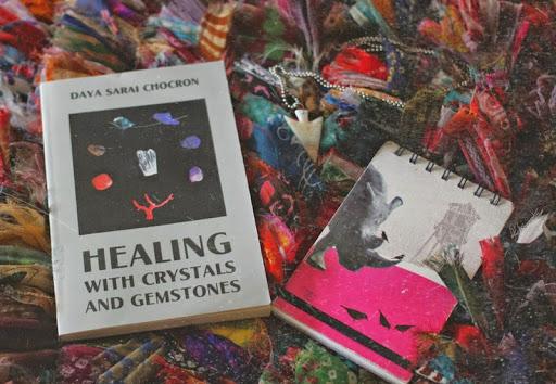 Crystal Healing & Afternoon Tea