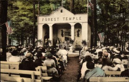 Forest Temple, Lily Dale Assembly