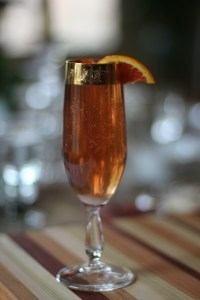 Blood Orange Bellini Recipe