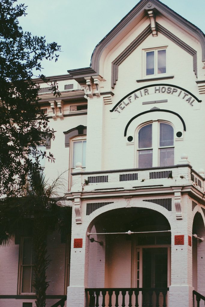 Travel Blog: Savannah GA