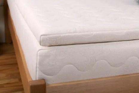 Bella Sera Natural Latex Mattress Topper Free Shipping Sku
