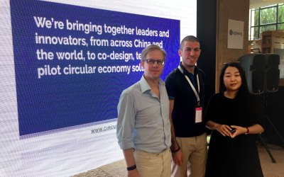 TNS China launches a Circular Textile innovation lab
