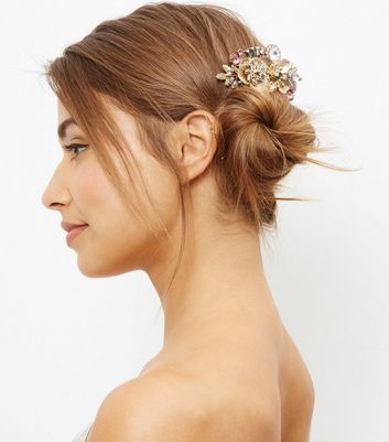 hair-brooch