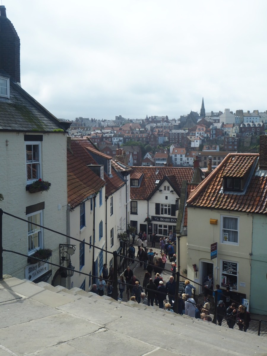 A Sheffield Girls Guide to Whitby ... #draculacountry