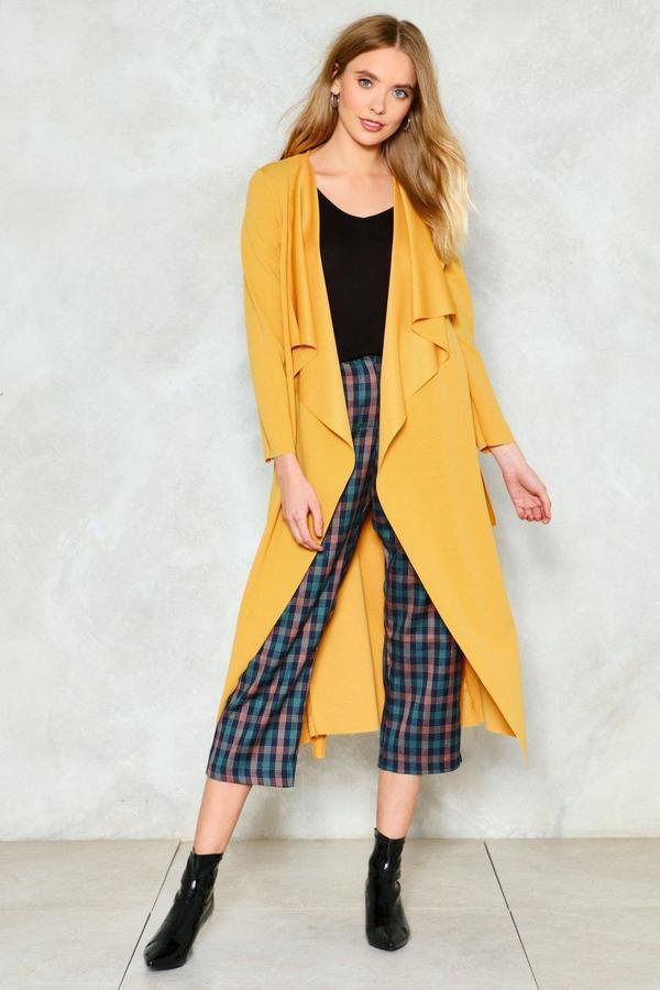 Nasty Gal coat