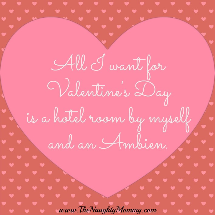 All I want for Valentines Day via TheNaughtyMommy.com