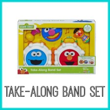 Take-Along Band Set