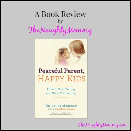 Peaceful Parent Book Review