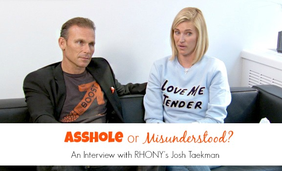 Josh Taekman Interview