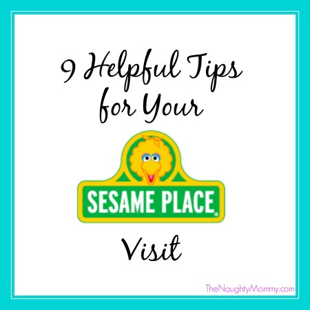 Tips for Sesame Place