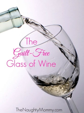 Guilt Free Glass of Wine