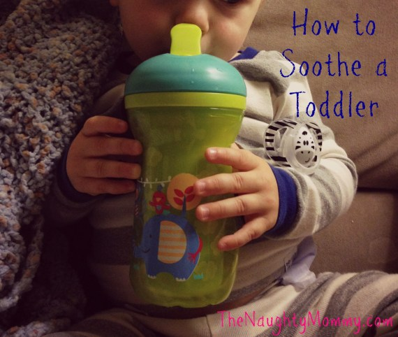 How to Soothe a Toddler