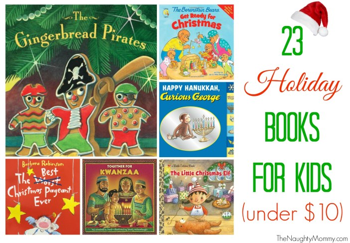 Holiday Books for Kids