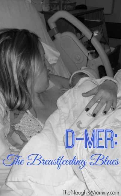 D-MER aka The Breastfeeding Blues