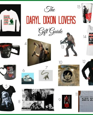 Daryl Dixon Lovers Gift Guide Mini