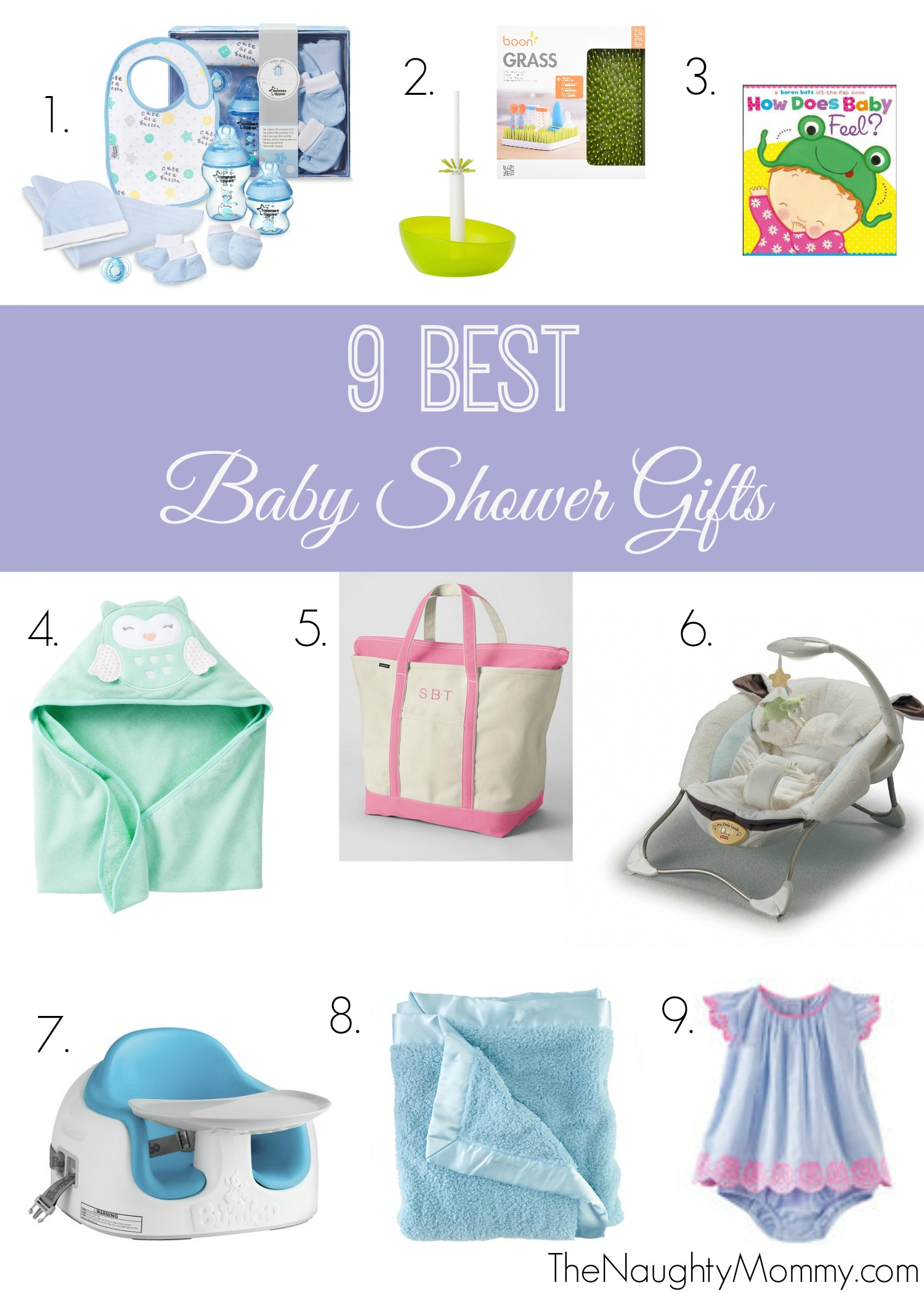 9 Best Baby Shower Gifts The Naughty Mommy