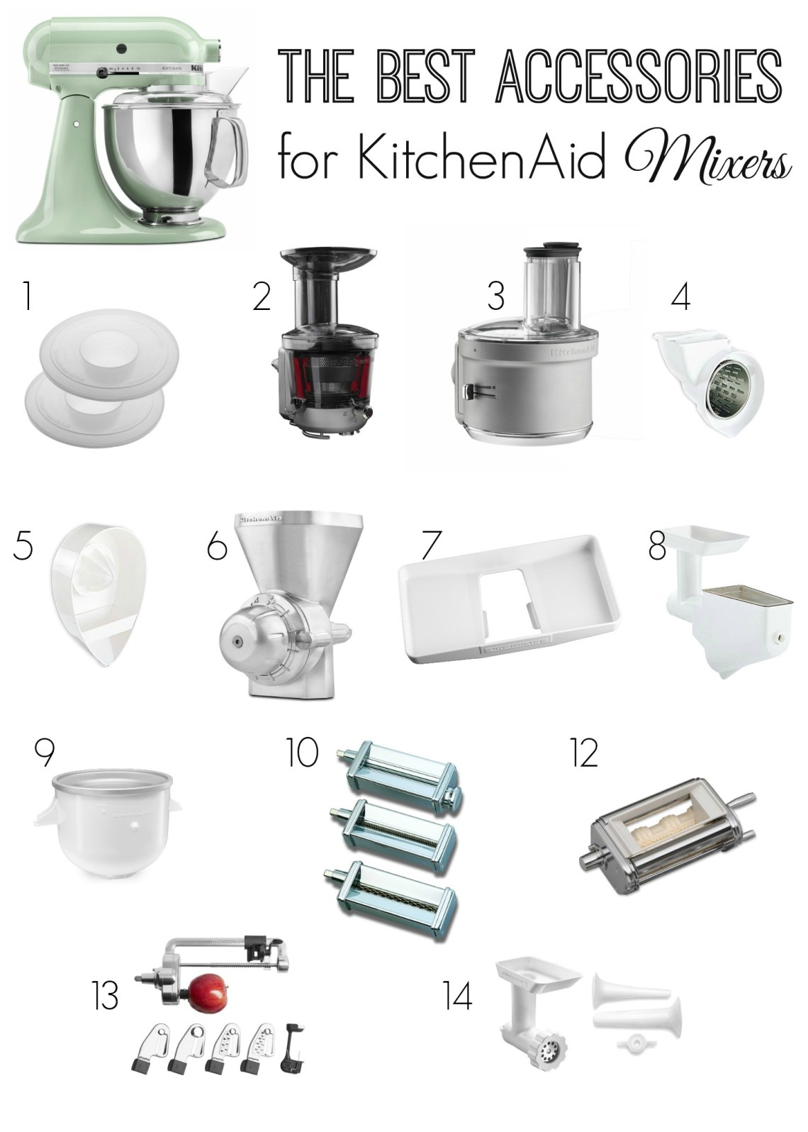 Image Result For Kitchenaid Mixer Uses
