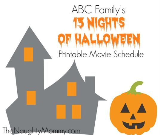 13 Nights of Halloween