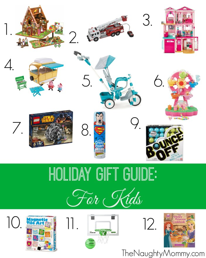 Holiday Gift Guide For Kids 2