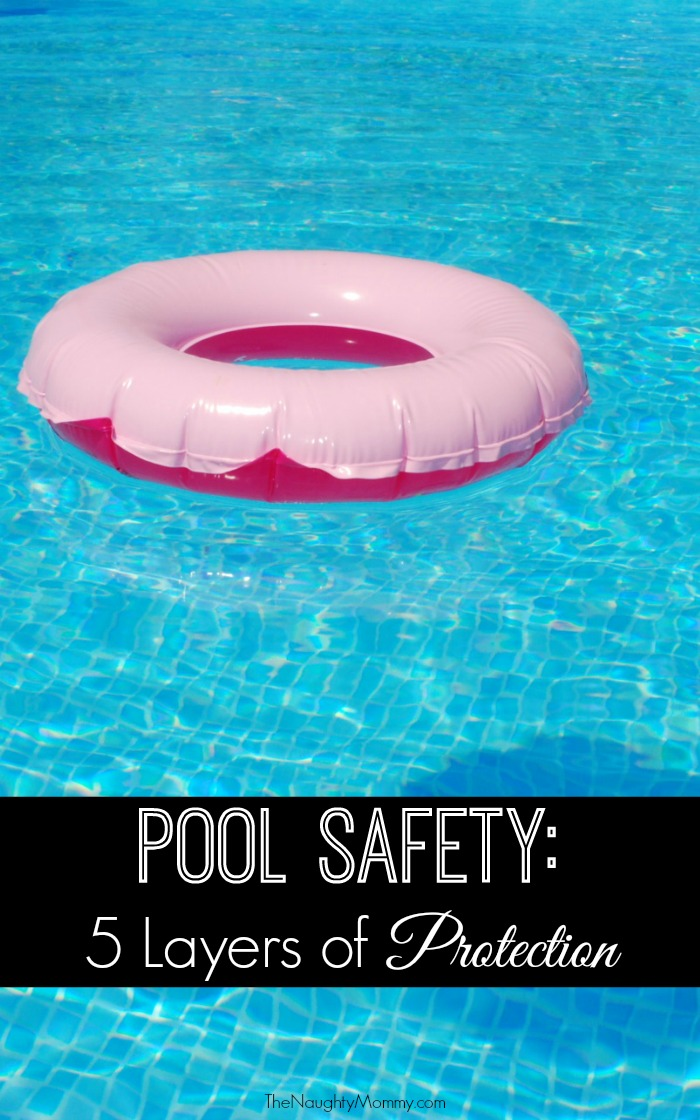 Pool Safety Pin