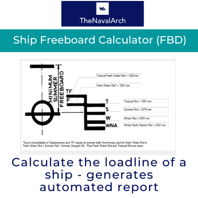 FBD-Freeboard-Calculator